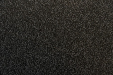The texture of the black plastic ribbed surface for background