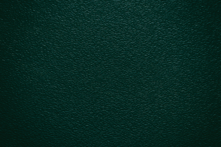 Texture dark green plastic ribbed surface for background Фото со стока