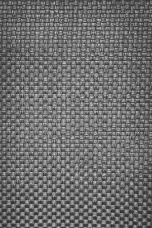 Gray Pattern texture woven material squares for the background Stok Fotoğraf