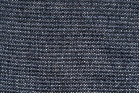 Rough gray fabric texture for background and design Imagens