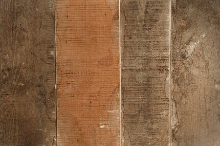 Texture of wooden boards for background and design Imagens