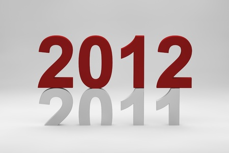 2012 red text on top of 2011 photo