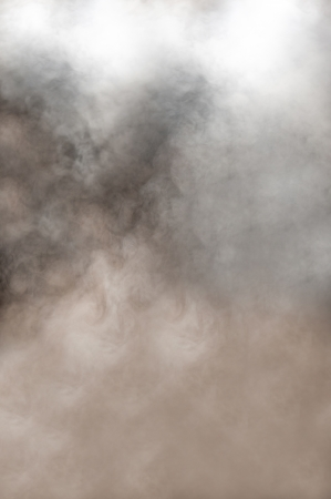 billowing: Smoky atmosphere in an entertainment venue with lights trying to penetrate billowing clouds of smoke, vapour and fumes, conceptual background