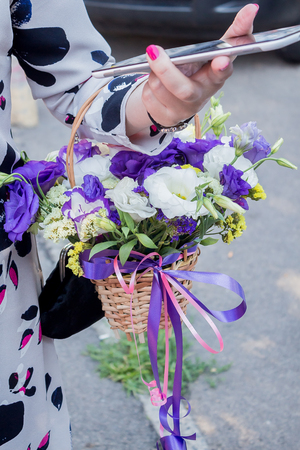 The bride's flower