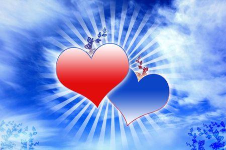 Hearts Stock Photo - 5858761