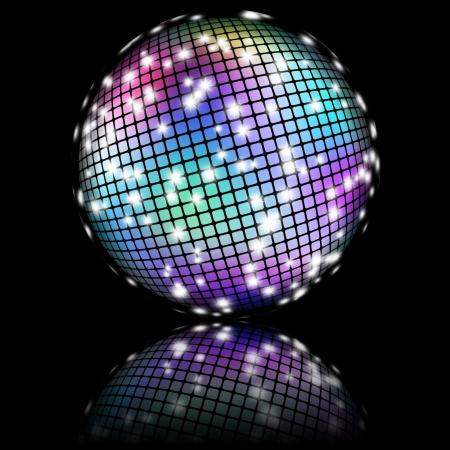Disco ball Stock Photo - 9219370