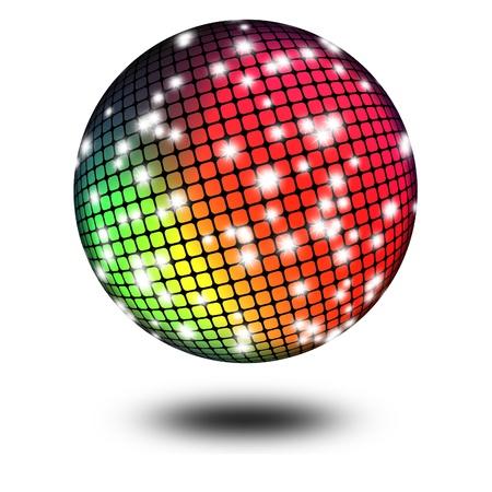 Disco ball Stock Photo - 9219383