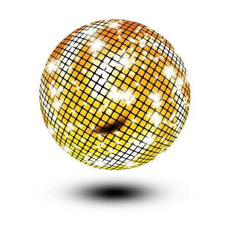 Disco ball Stock Photo - 9219413