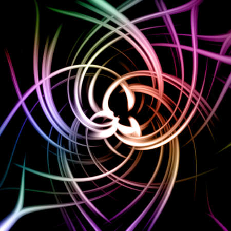 Abstract composition Stock Photo - 9255428