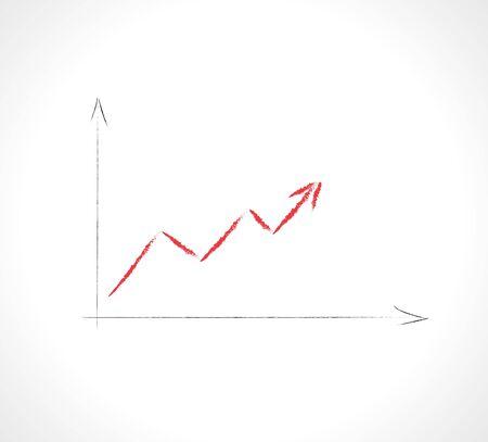 High graph arrow