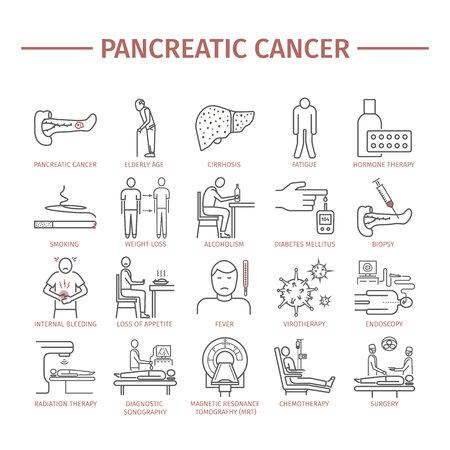 pancreatic cancer: Pancreatic Pancreas Cancer Symptoms. Causes.