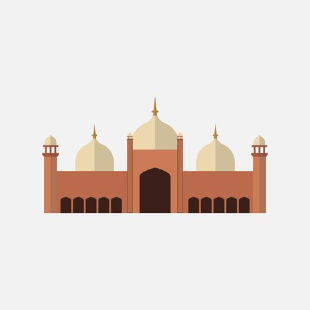 islamabad: Badshahi Mosque