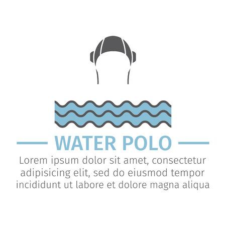 water polo cap