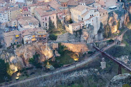 cuenca from the sky