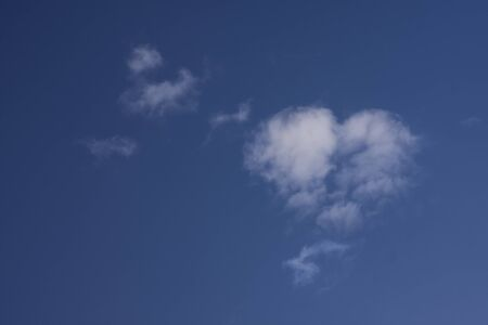 a lovely message from the sky photo