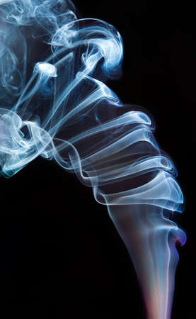abstract smoke shapes for backgrounds Stock Photo - 14892735