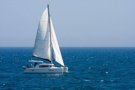 mediterraneo: navigating in the mediterraneo sea