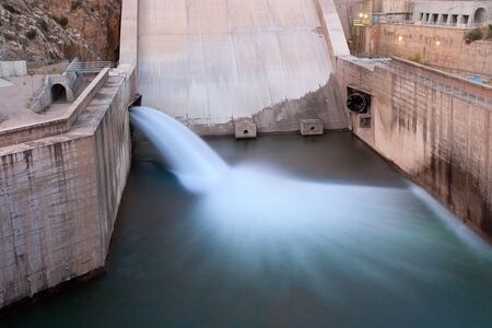 hydroelectric power station photo