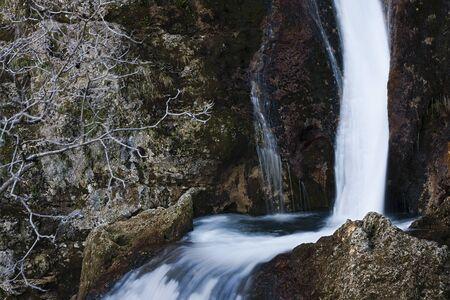 mundo river source, in spain