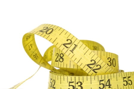 long and short scales: Measuring tape