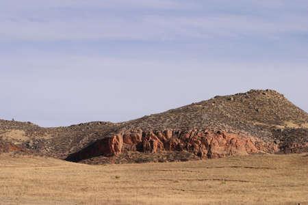 erosion: Owl canyon erosion Stock Photo