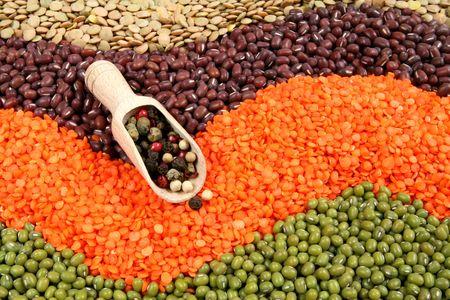 lentils: Cocina elecci�n. Cocina ingredientes. Jud�as verdes, guisantes, lentejas.
