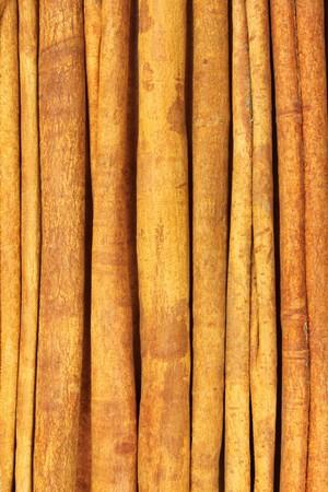 cinammon: Cinammon sticks background texture. Christmas spice abstract.