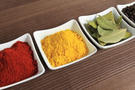 additives: Cuisine ingredients - herbs and spices. Food additives.