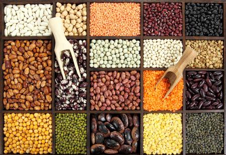 leguminosas: Cocina elección. Ingredientes de cocina. Frijoles, guisantes, lentejas