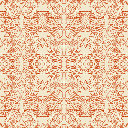 elegant seamless pattern vector background.