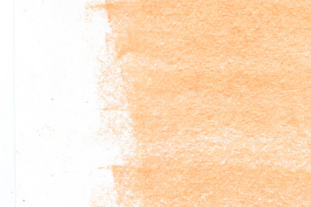 Colorful charcoal on white paper texture background