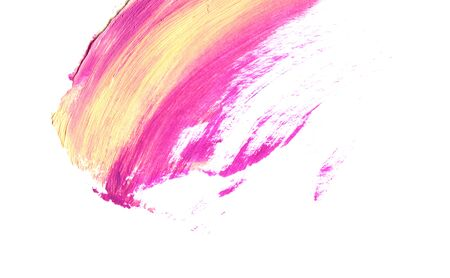 Abstract oil stroke design on paper in high resolution 版權商用圖片