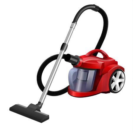 electric broom: Vacuum cleaner