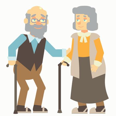 old people: old people