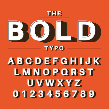 The Bold Typography