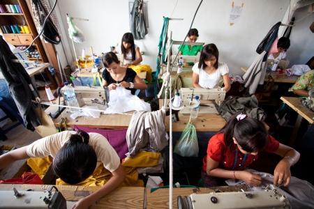 peque�a f�brica textil