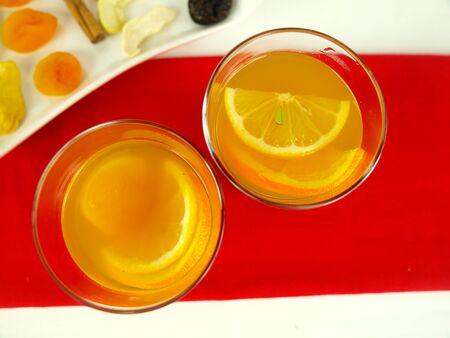 frutos secos: compota de frutas secas