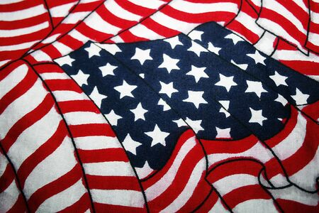 american history: Beautiful American Flag Pattern with stars and stripes