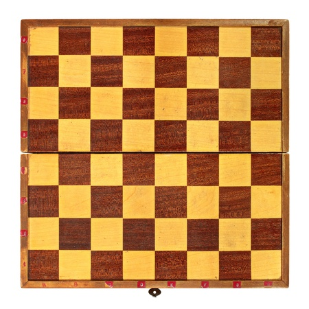 checker: Old Coarse Chess Table