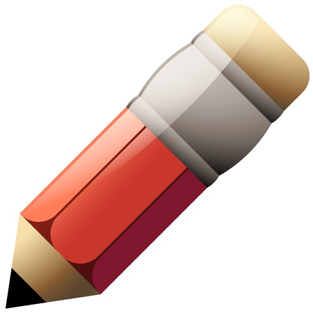 Pencil - Edit - Icon Vector