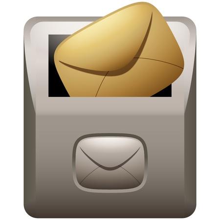 mailbox: Mailbox Icon