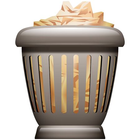 papelera de reciclaje: Icono Papelera de reciclaje