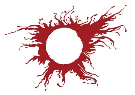 explosion: Splash & Splatter Illustration