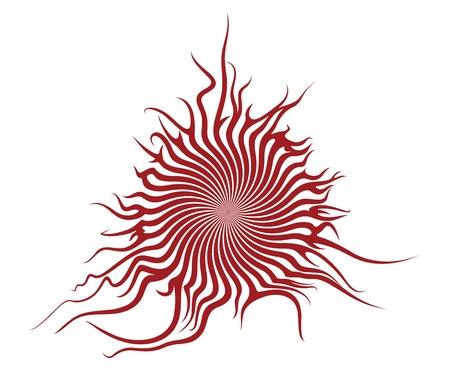 ameba: Tattoo Supernova Pirámide Forma