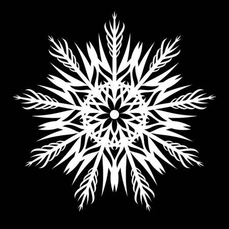 snowdrop: Snowflake Ornament