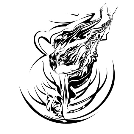 tribal dance: Flying Cradle of Flare