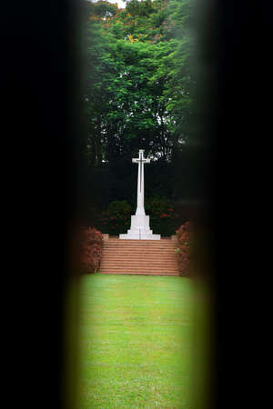 Second World War Cemetery in South Asia Sajtókép