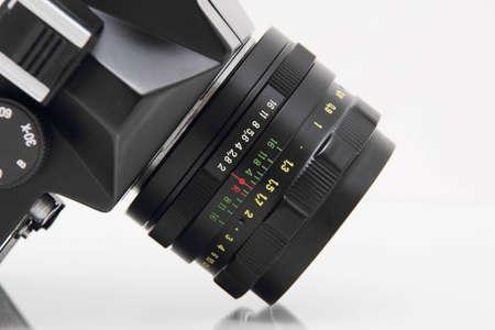 old analog camera Stock Photo - 12841053
