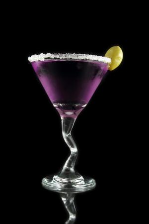 porpora: martini bevanda viola