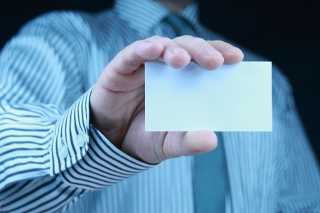 business card Stock Photo - 17364909